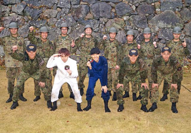 画像1: 「姫路城クリーン作戦」に隊員500人|姫路駐屯地