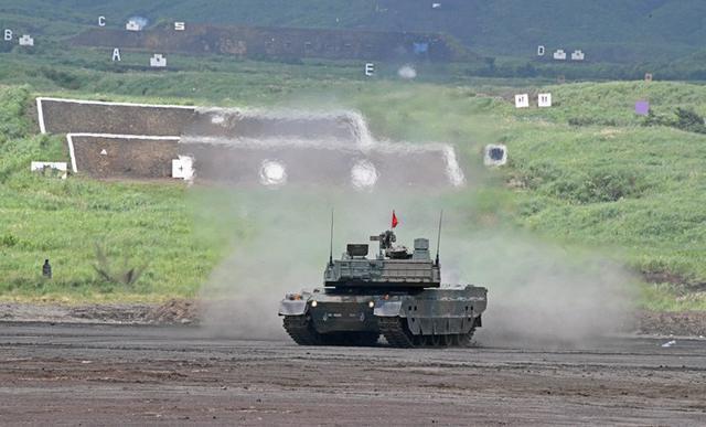 画像12: 多次元統合防衛力構築へ|令和元年度富士総合火力演習
