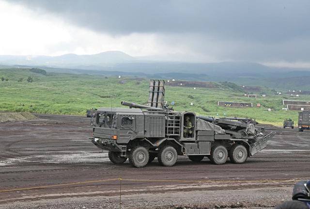 画像6: 多次元統合防衛力構築へ|令和元年度富士総合火力演習