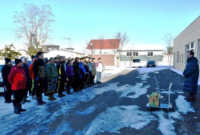 画像2: 曹友会35人 スキー山づくり|美唄駐屯地