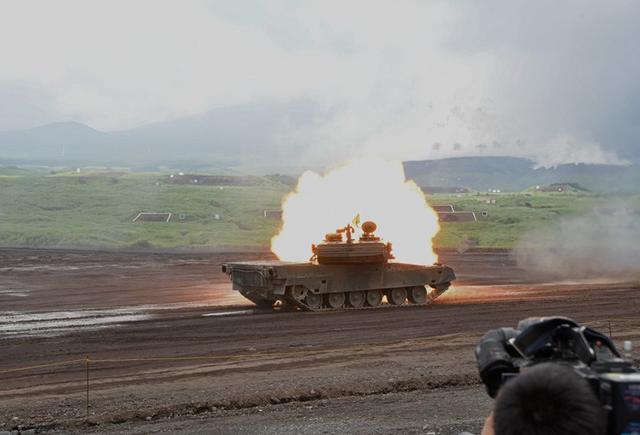 画像22: 多次元統合防衛力構築へ|令和元年度富士総合火力演習