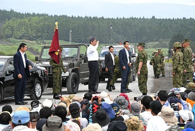 画像2: 多次元統合防衛力構築へ|令和元年度富士総合火力演習