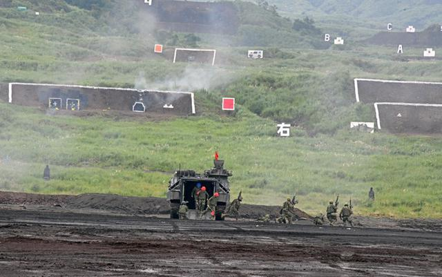 画像9: 多次元統合防衛力構築へ|令和元年度富士総合火力演習