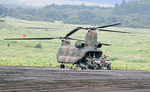 画像15: 多次元統合防衛力構築へ|令和元年度富士総合火力演習