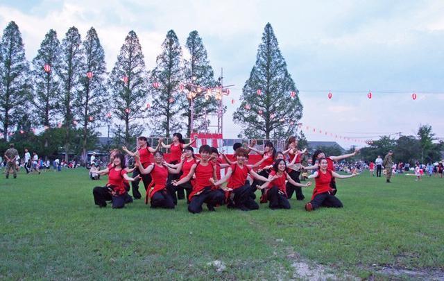 画像2: 駐屯地納涼夏祭りに1万3000人|桂駐屯地