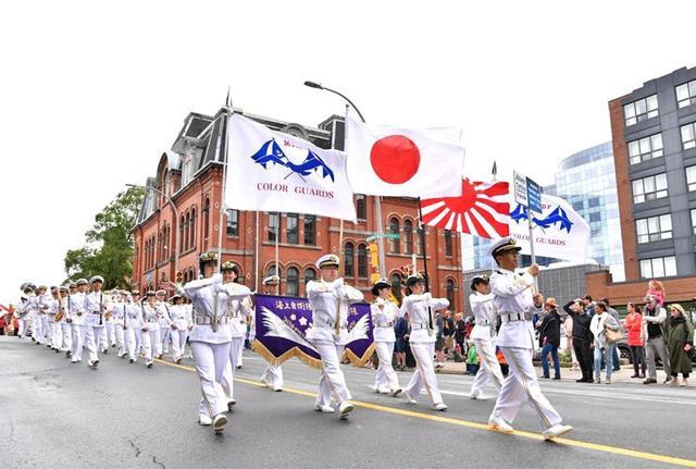 画像1: カナダ軍楽祭に初参加|海自東京音楽隊