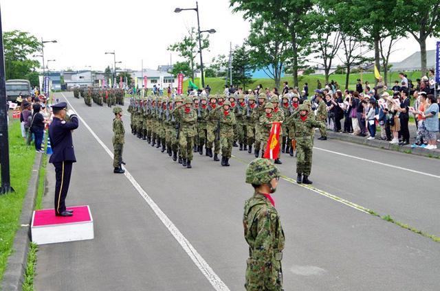 画像2: 「地域・家族とともに」66周年記念行事|釧路駐屯地
