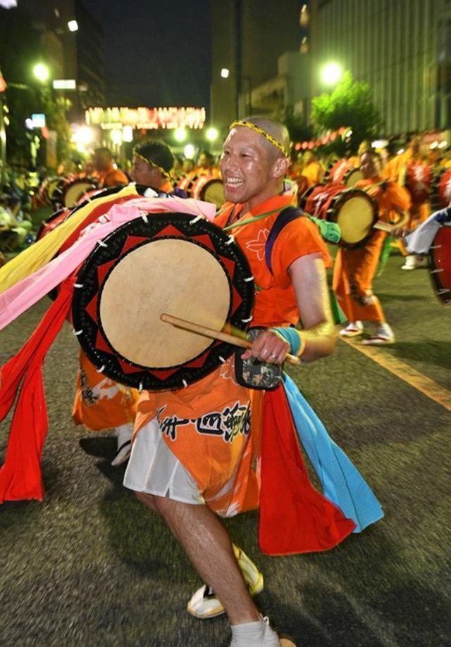 画像10: 「盛岡さんさ踊り」で優秀賞|岩手駐屯地