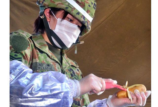 画像2: 野外炊事協議会で「カツカレー」|岩手駐屯地