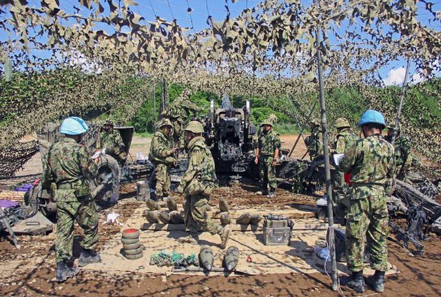 画像16: 8日間の機動展開・射撃訓練|北富士駐屯地