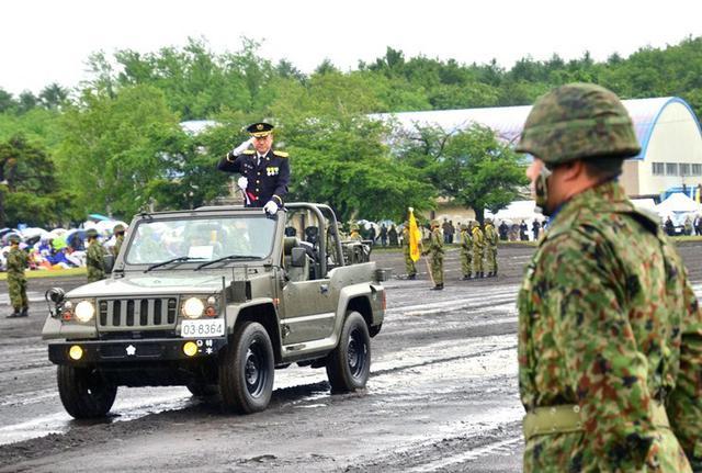 画像2: 東北で唯一の戦車部隊が訓練披露|岩手駐屯地