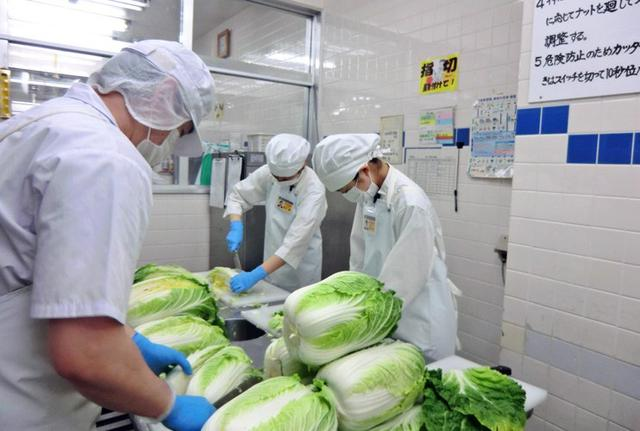 画像2: 大学生の調理実習を支援|大宮駐屯地