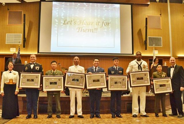 画像1: USO顕彰式で表彰|陸自15旅団