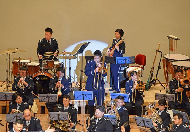 画像4: 基地主催 初コンサートに聴衆800人|空自小松基地