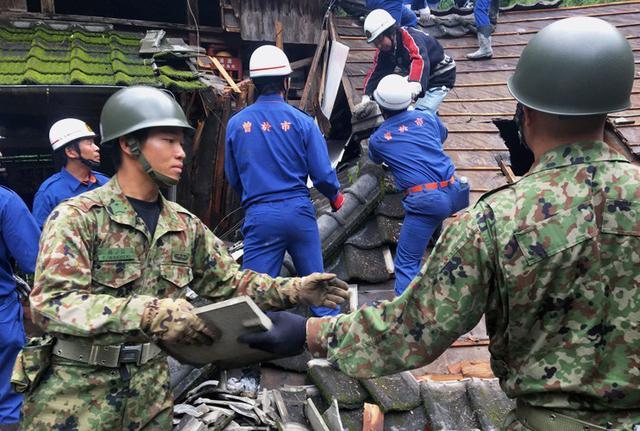 画像5: 九州南部大雨災害に200人出動|国分駐屯地