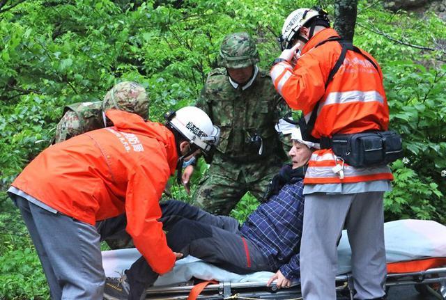 画像5: 焼岳噴火を想定し防災訓練|松本駐屯地
