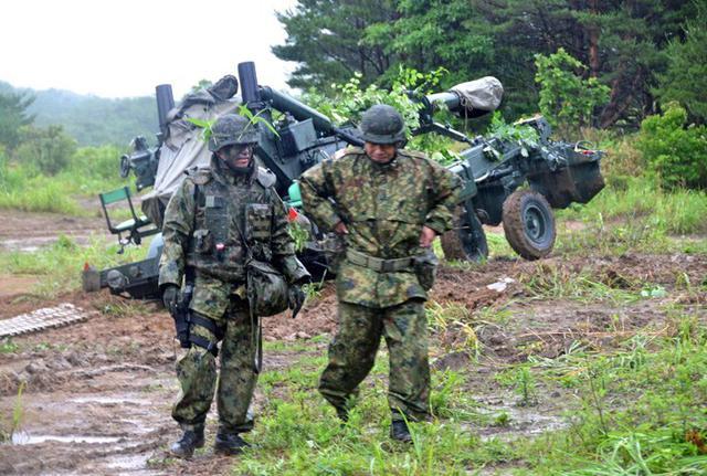 画像5: 8日間の機動展開・射撃訓練|北富士駐屯地