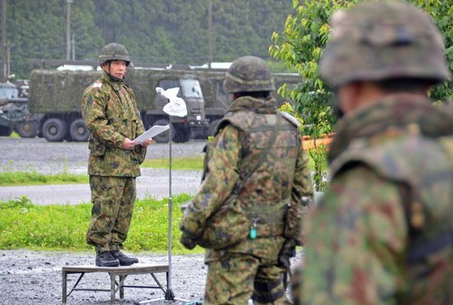 画像2: 8日間の機動展開・射撃訓練|北富士駐屯地