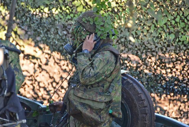 画像9: 8日間の機動展開・射撃訓練|北富士駐屯地