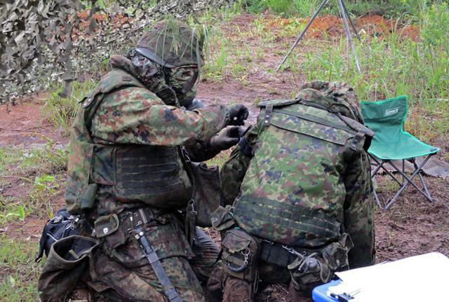 画像8: 8日間の機動展開・射撃訓練|北富士駐屯地