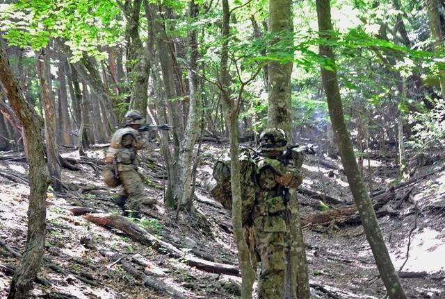 画像4: 実動訓練を経て戦闘射撃|別府駐屯地