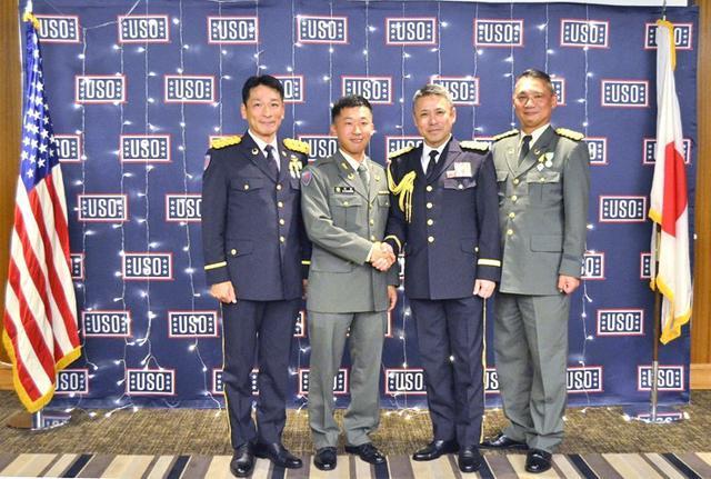 画像2: USO顕彰式で表彰|陸自15旅団