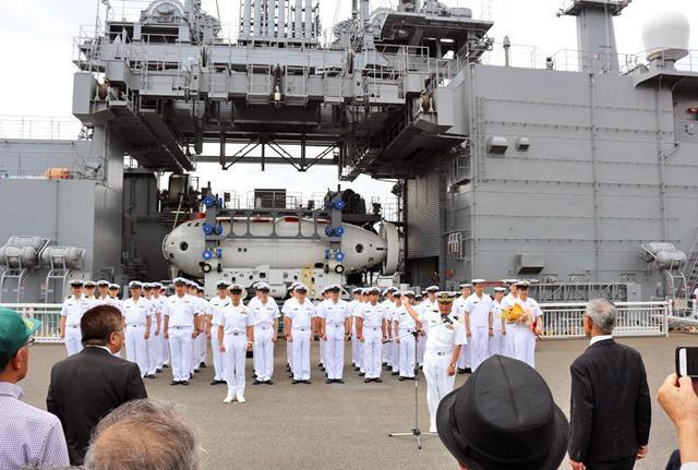 画像4: 艦艇広報で音楽隊が演奏披露|愛知地本