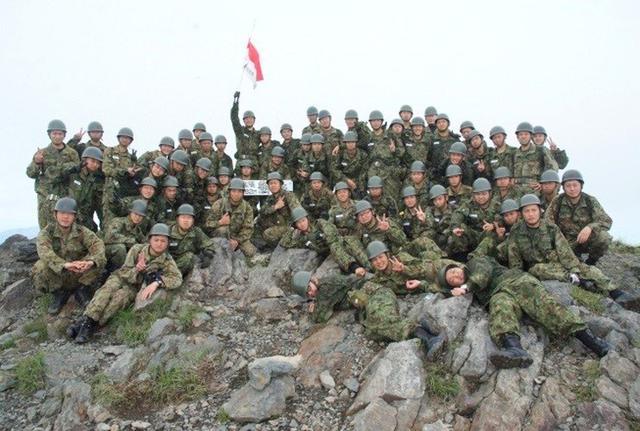 画像1: 自候生49人が高隅山地で機動訓練|国分駐屯地