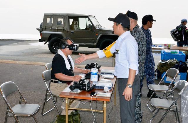 画像5: 護衛艦「あまぎり」公開に4500人|千葉地本