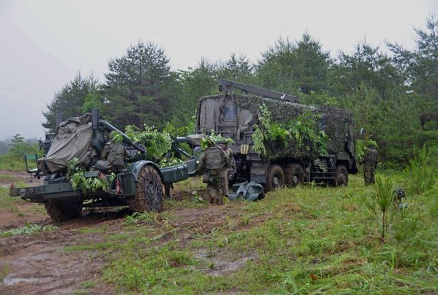 画像4: 8日間の機動展開・射撃訓練|北富士駐屯地