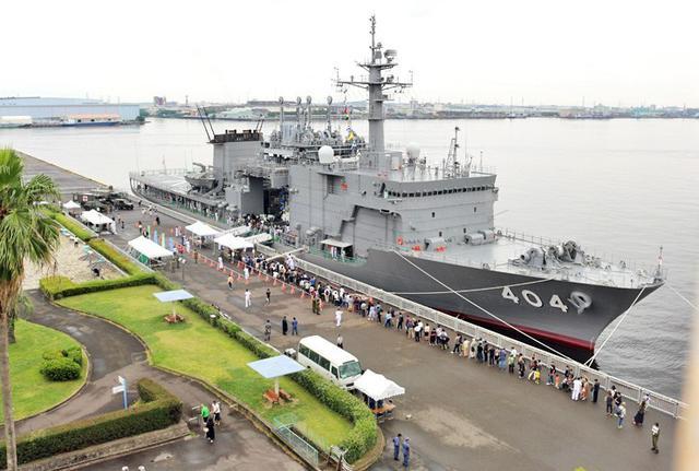 画像5: 艦艇広報で音楽隊が演奏披露|愛知地本