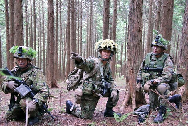 画像1: 野営訓練に隊員450人が参加|大宮駐屯地