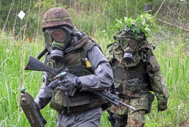画像13: 8日間の機動展開・射撃訓練|北富士駐屯地