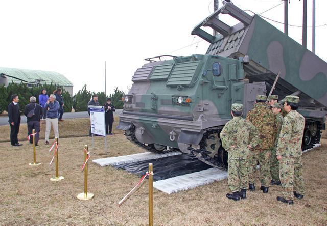 画像2: 装備品を常設展示 観光にも|日本原駐屯地