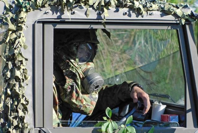画像10: 8日間の機動展開・射撃訓練|北富士駐屯地