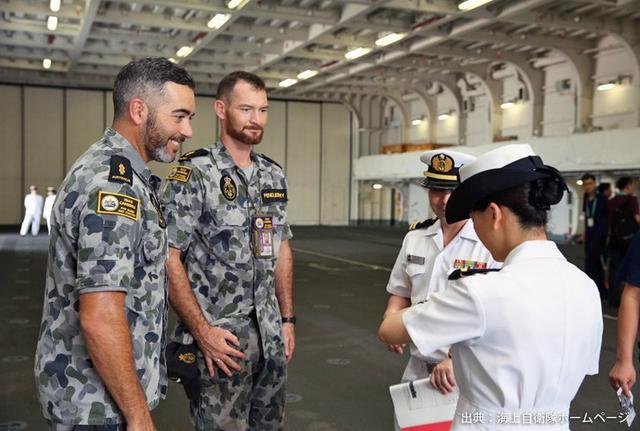 画像10: シンガポールで実動訓練|海自1護衛隊群