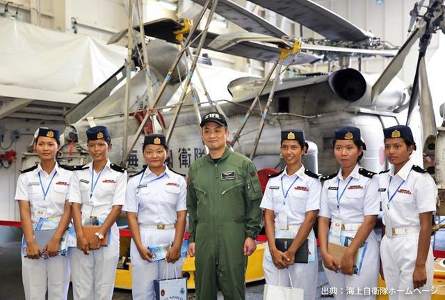 画像9: シンガポールで実動訓練|海自1護衛隊群