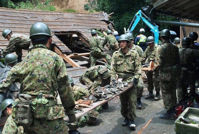 画像4: 九州南部大雨災害に200人出動|国分駐屯地