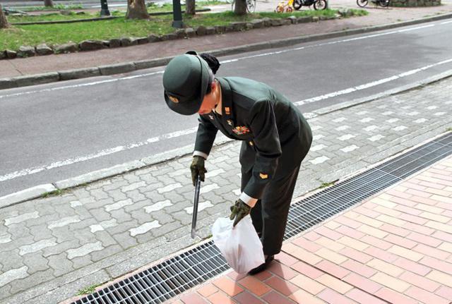 画像4: 部員50人が清掃活動で環境美化|札幌地本