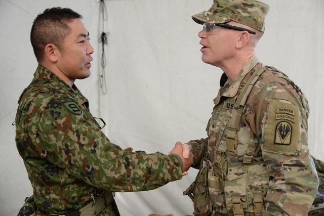 画像16: 精鋭196人、米国で共同訓練|弘前駐屯地