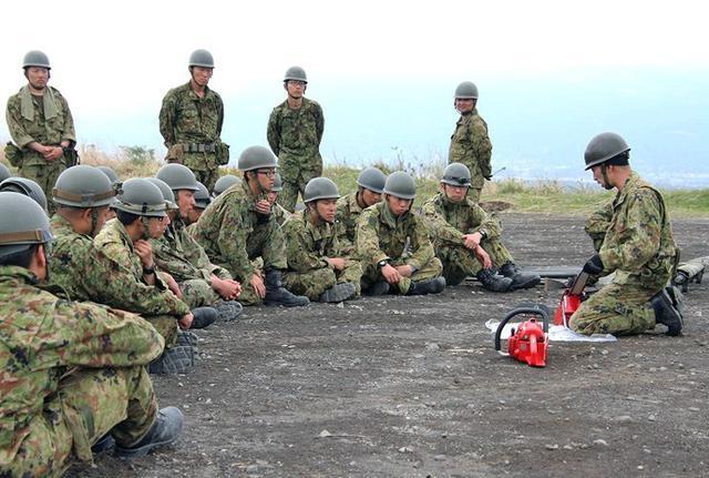 画像2: 東富士で野営錬成訓練、100キロ完歩|板妻駐屯地