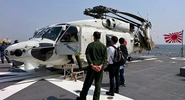画像3: 護衛艦特別公開に引率|奈良地本