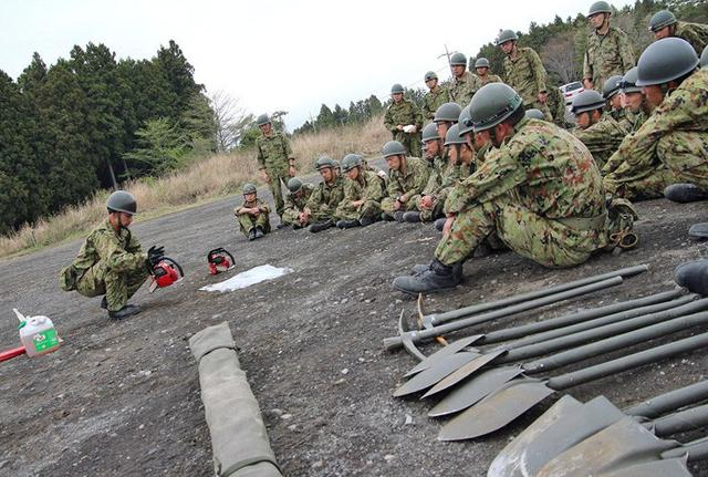 画像3: 東富士で野営錬成訓練、100キロ完歩|板妻駐屯地