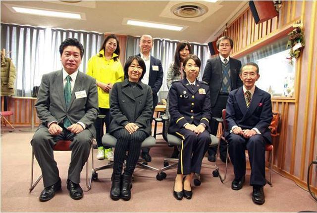 画像4: 女性本部長がAMラジオで募集アピール|京都地本