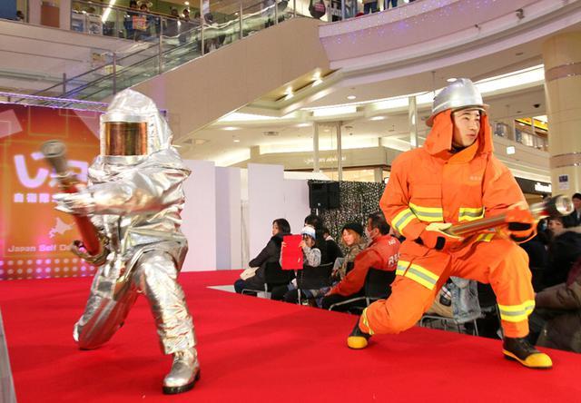 画像11: 制服コレクション「じえコレ」開催|旭川地本
