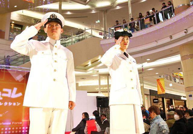 画像12: 制服コレクション「じえコレ」開催|旭川地本