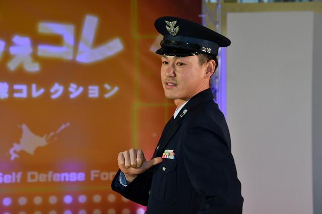 画像6: 制服コレクション「じえコレ」開催|旭川地本