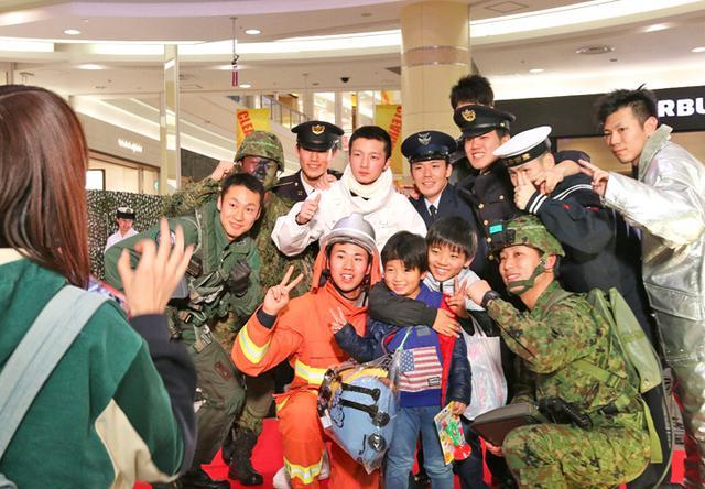 画像17: 制服コレクション「じえコレ」開催|旭川地本