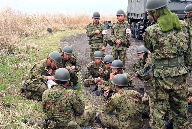 画像6: 東富士で野営錬成訓練、100キロ完歩|板妻駐屯地