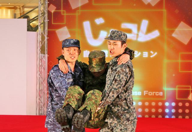 画像10: 制服コレクション「じえコレ」開催|旭川地本